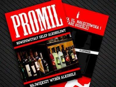 Leaflet Promil