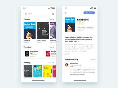 Search Book App