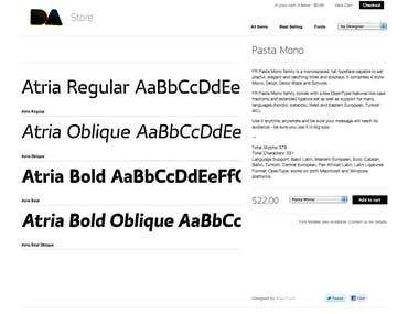 Online Font Preview Tool