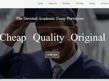 Essay Premier Site