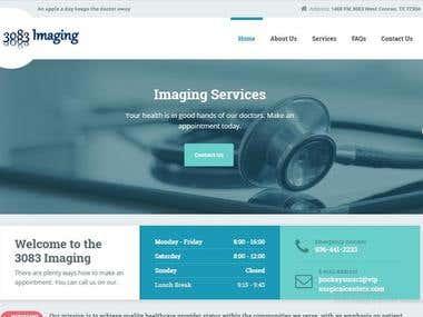 Image servicing System
