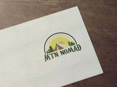 Camping Business Logo Design