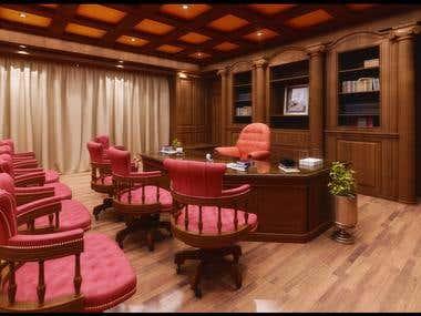 Interior Design- Traditional Design