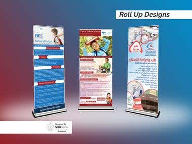 Roll Up designs