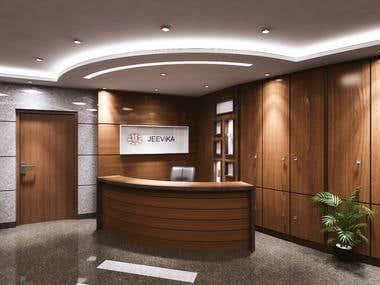 Interior Design- Institutional