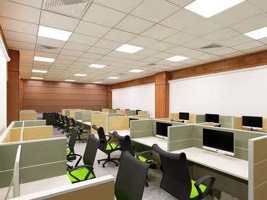 Interior Design- Library