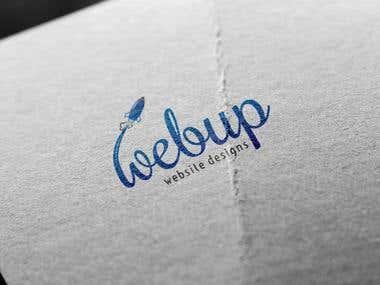 Webup logo