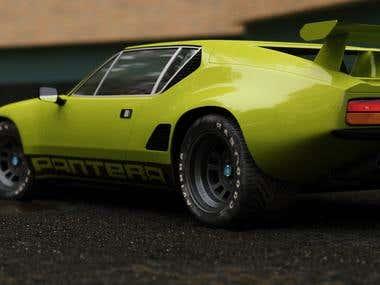 CARS CGI
