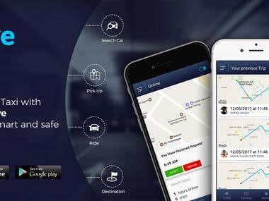 Taxi Live app