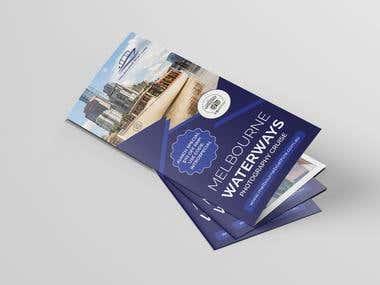 Half-fold Brochure