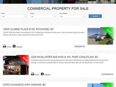 Roger Chan - A Realtor Website
