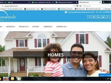Property Dynamic Website