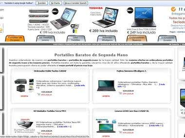 Ypunto Computer's-SpainSearch Engine Marketing