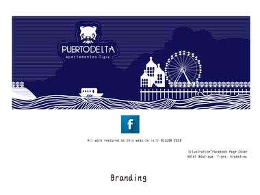 Puerto Delta Facebook Cover