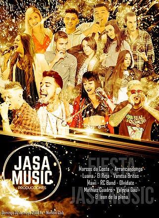 Publicidad de Evento musical