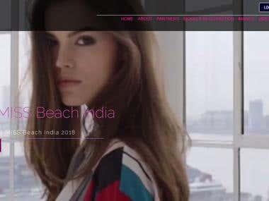 Fashion Dynamic Website