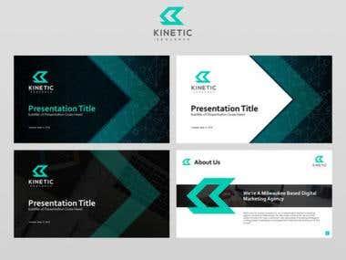 PPT presentation design