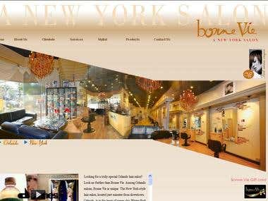 SEM-Bonnievie Hair Salon-New York