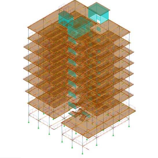 Modeling Building by Structural Revit     Freelancer