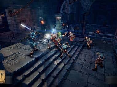 Unity RPG Games