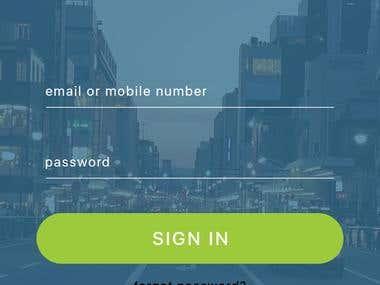 Empty Trip - Ride Booking App