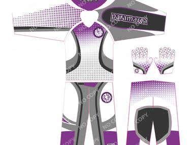 Motocross gear design