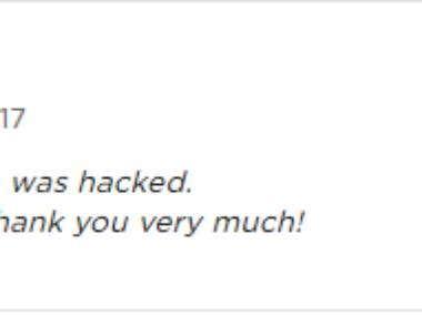 Magento hack