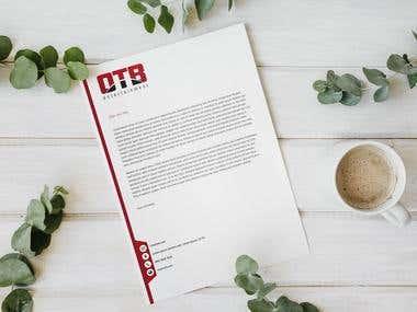 OTB Letterhead