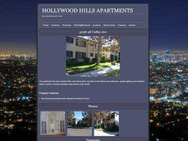 Hollywood hills Apartments - Hollywoodhillsapt.net