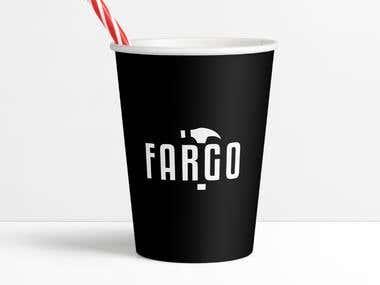 Coffe Shop Logo Design | Named Forgo