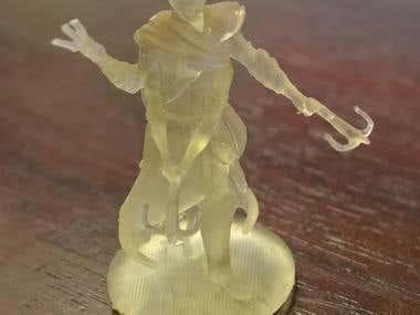 Miniature Design - Hyground Tabletop Game