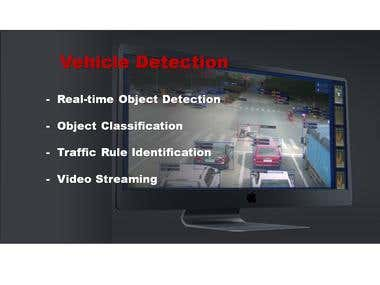Vehicle Detection & Traffic Analysis