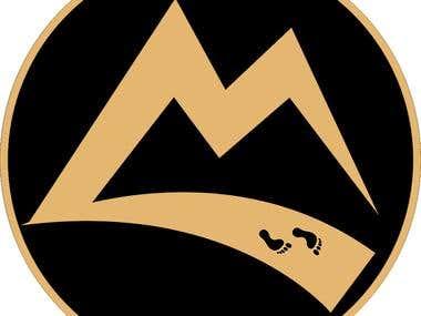 Muddie Trails Logo Design
