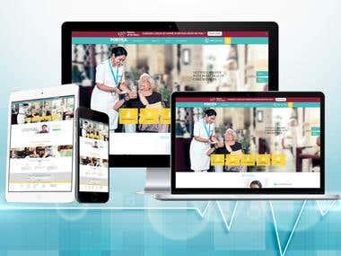 Medical Consultant Website