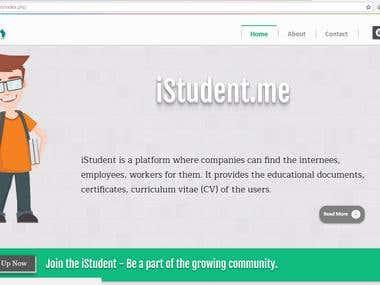 iStudent Web Portal