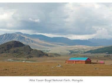 Tavan Bogd National Park, Mongolia