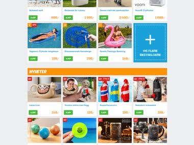 Best eCommerce website