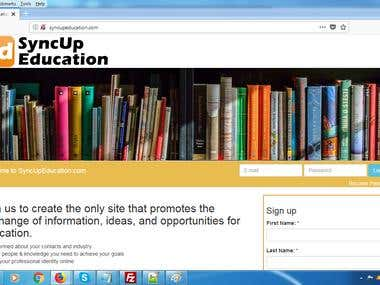 Syncupeducation.com (php)