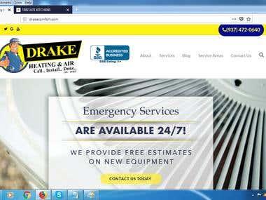 Drake comfort (Wordpress)