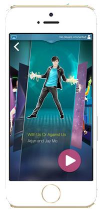 Augmented Reality Dance - iOS