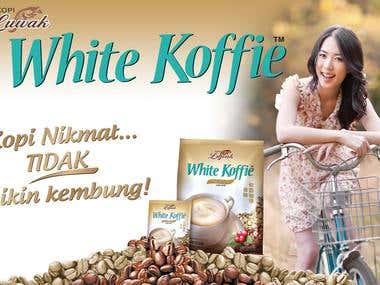 Kopi Luwak White Koffie