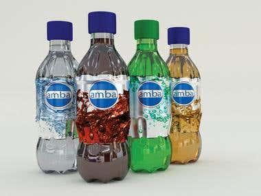 Bottle Wrapper Design