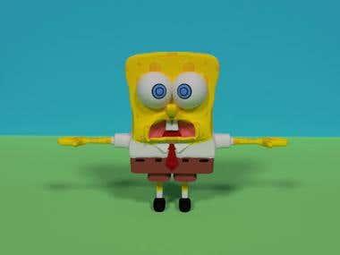 sponge bob (just a sample )