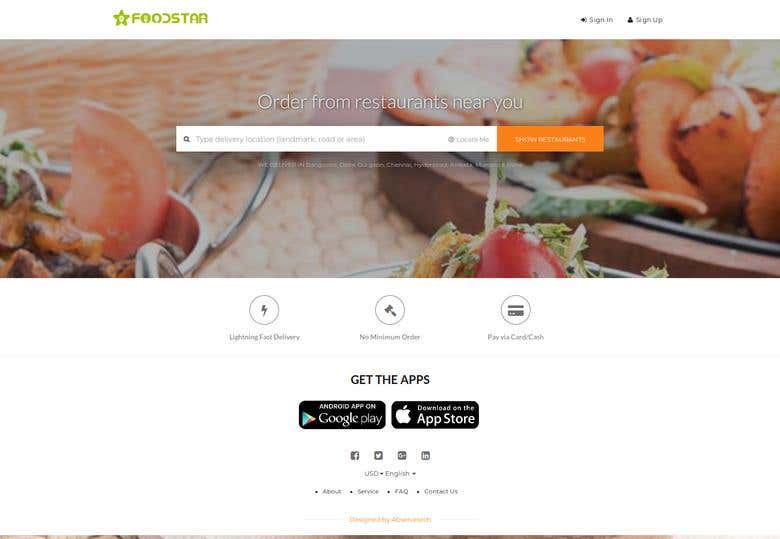 Swiggy Clone | Freelancer