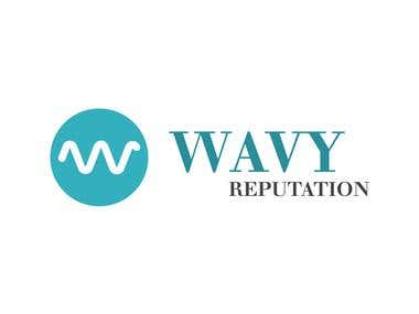 Wavy Reputation Logo