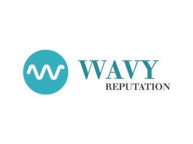 Wavy Reputation Logo