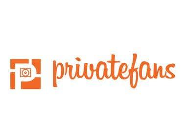 Privatefans Logo