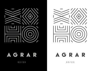 CORPORATE IDENTITY FOR FRUIT AND VEGETABLE SHOP