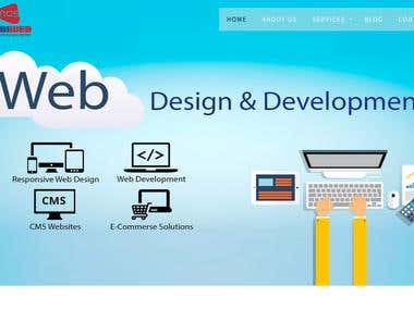 Mobiweb - IT Professionls Website