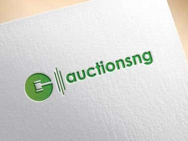 Logo for Auction site